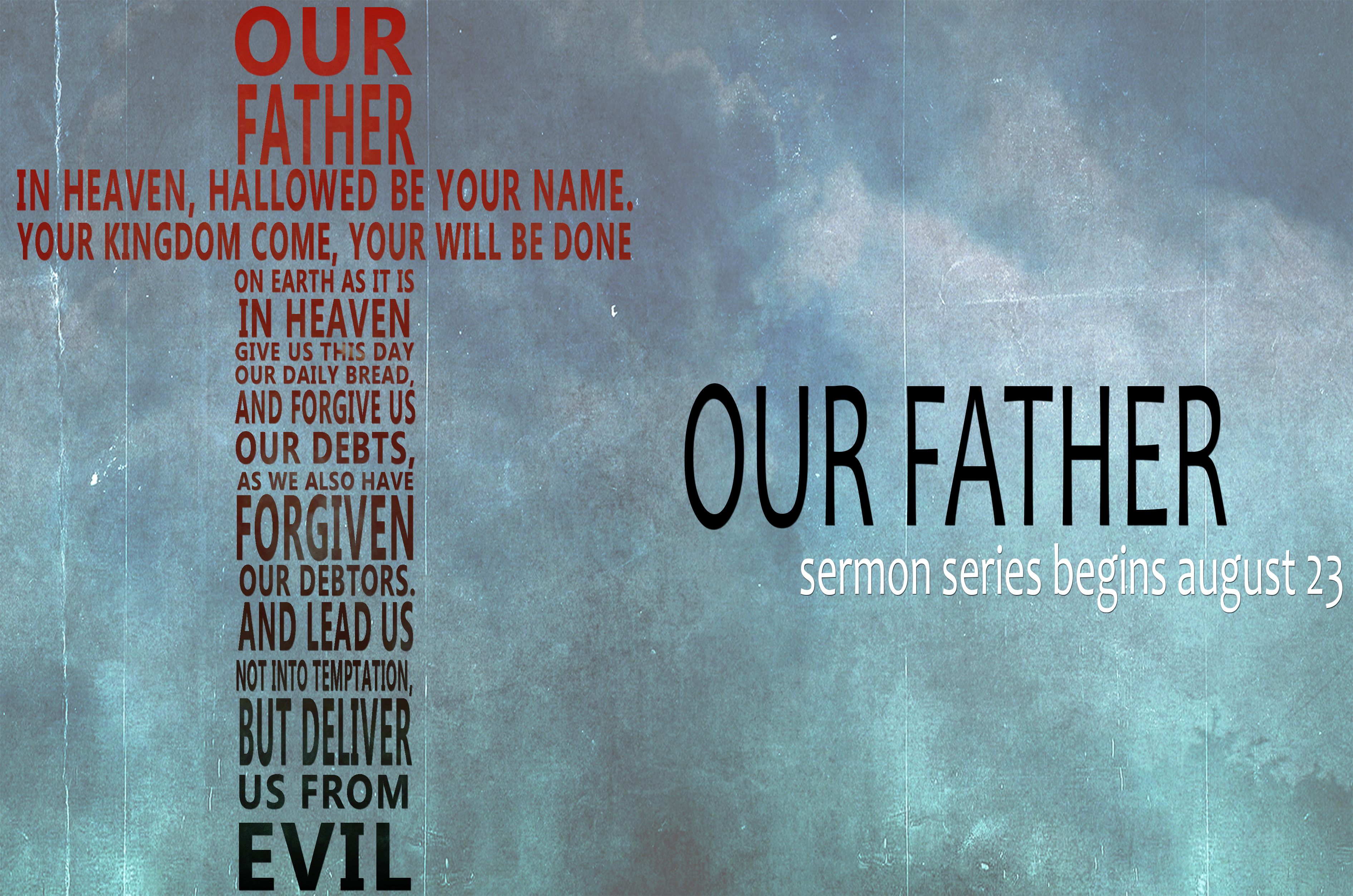 8 30 15 in heaven god of our father pt 2 metro christian our father insert thecheapjerseys Gallery